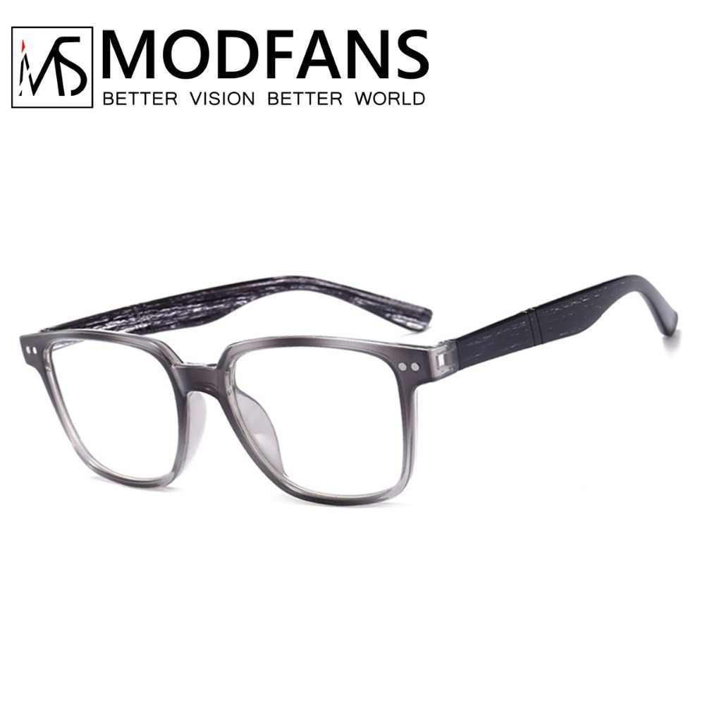 c39edd850c Men Women Reading Glasses Oversized Unisex Glasses 2018 Fashion Retro design  with degree+1+