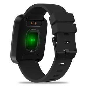 Image 5 - ספורט Smartwatch המקורי Zeblaze קריסטל 2 Bluetooth 4.0 חכם שעון עמיד למים חכם צמיד רב שפה מדריך למשתמש