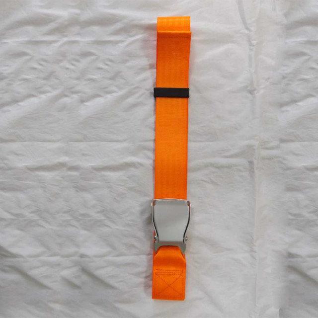 Más popular 109 cm 43 inch 3.58ft Ajustable cinturón de seguridad del Avión amarilla extendida