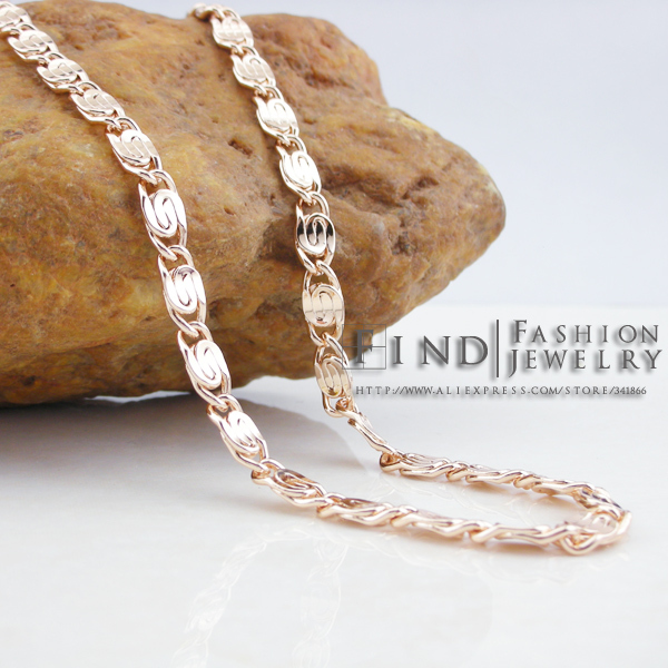 FBH33215 Jewelry wholesale Fashion Copper THE PASSAGE 7 gold Filled