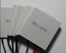FREESHIPPIING 5 шт./лот TEC1-12715 12 В 231 Вт радиатор термоэлектрический кулер охлаждающий Пельтье