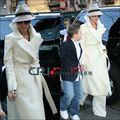 2016 Европейский Новая Мода Becham Большой Отложным воротником Белого Пальто Сверхдальние SX-XXL Плюс Размер Женщин Шерстяной Пиджак пиджаки