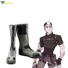 Voltron: Legendary Defender Takashi Shiro Shirogane Cosplay Shoes Boots