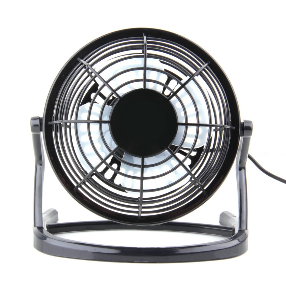 Small Dc Fans : Dc v small desk usb fan blades cooler cooling