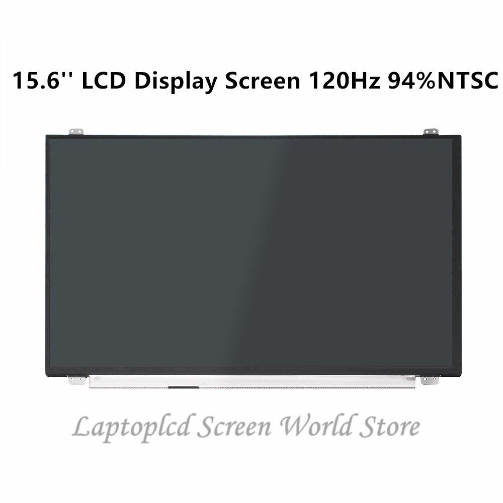 """120HZ 15.6/""""FHD TN LCD screen For Alienware 15 R3 1920X1080 FHD edp 30Pin 72/%NTSC"""