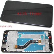 Купить онлайн Highbirdfly для huawei P10 Lite WAS-LX1 WAS-LX2 WAS-LX3 WAS-LX2J ЖК Экран дисплея + Touch Стекло DIgitizer + рамка сборки
