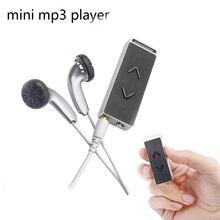 C3 8 GB Mini Clip de Metal Reproductor de MP3 Grabadora de Voz Del USB alta Calidad Sport MP3 Reproductor de Música Soporte de Música Sin Pérdidas de Voz grabación