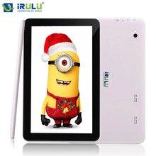 "IRULU eXpro X1Plus 10.1 ""Android 5.1 Tablet Quad Core de Doble Cámara 1 GB/8 GB Tablet PC de la ayuda Bluetooth WiFi Google Play Caliente"