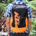 KTM Motorcycycle Riding Bag Knight Equipment Backpack Ountdoor Sport Cycling Shoulder Bag Rucksack