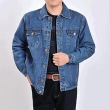 B men's outwear cowboy jackets clothing 2018 Spring autumn Large size jacket coat male button casual blue denim jacket S-4XL maggie carpenter cowboy s rules