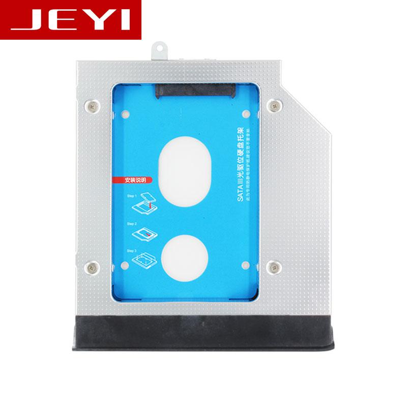 JEYI ZY25 SSD HDD SATA ODD Caddy DVDROM UltraBay Free Conversion Dedicated Optical Drive Hard Drive Bay HP Pavilion 15-AU Series