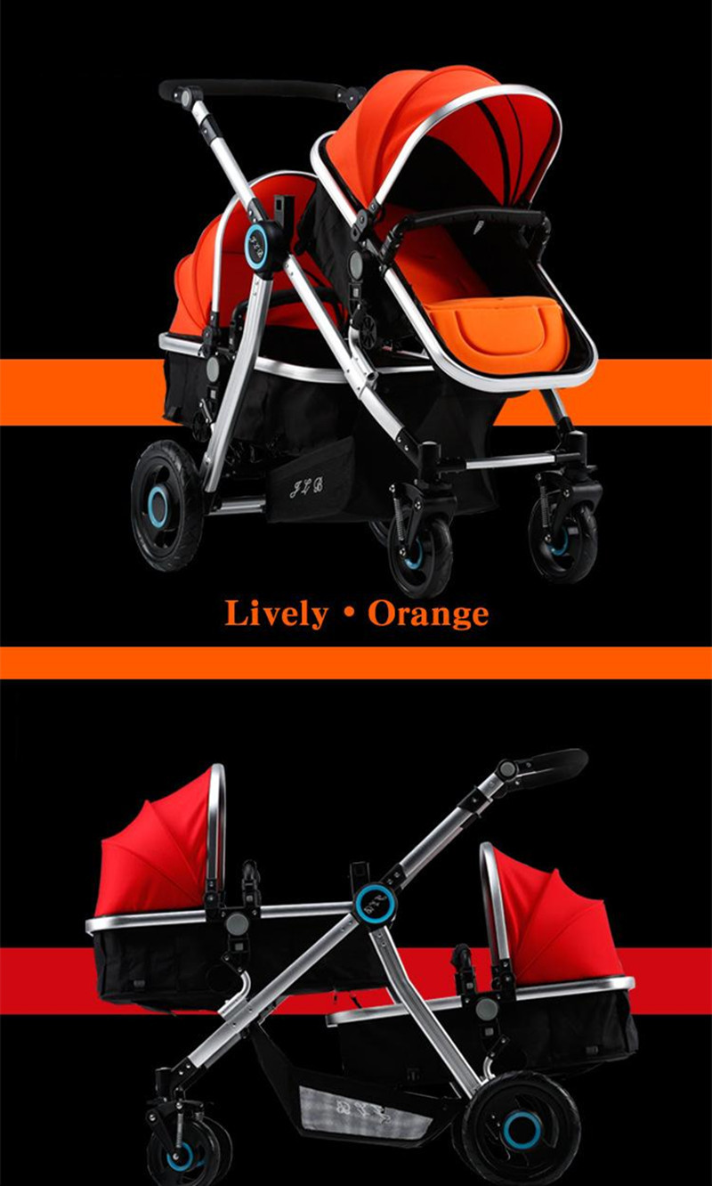 twin baby stroller6