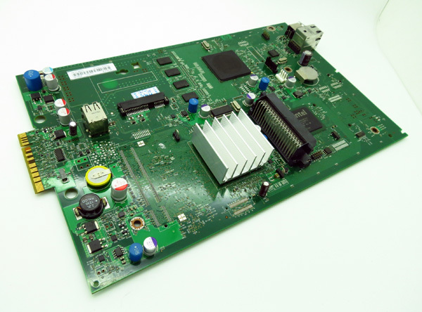 Mother Board Used Original for HP Laserjet 5525/5525D/5525DN/CP5525 чехлы для телефонов skinbox накладка для explay rio skinbox