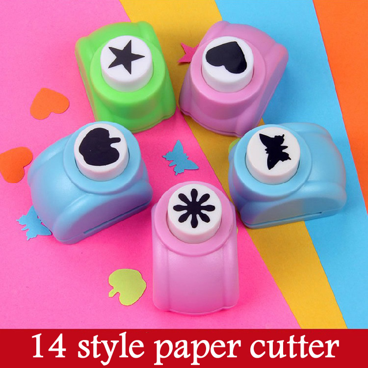 Kids Handmade Paper Cutter for Crafts DIY Paper Card Cutter Kids Handmade Craft DIY Handmade Tools Butterfly Paper Cutter DY29 ...