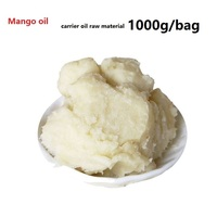 1000g/ bag Mango oil, DIY base oil, handmade soap raw material carrier oil Cosmetics skin care