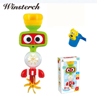 Baby Bath Toys Children Shower Waterwheel Faucet Bath Learning Gifts Bathroom Bathtub Toys Play Sets Early