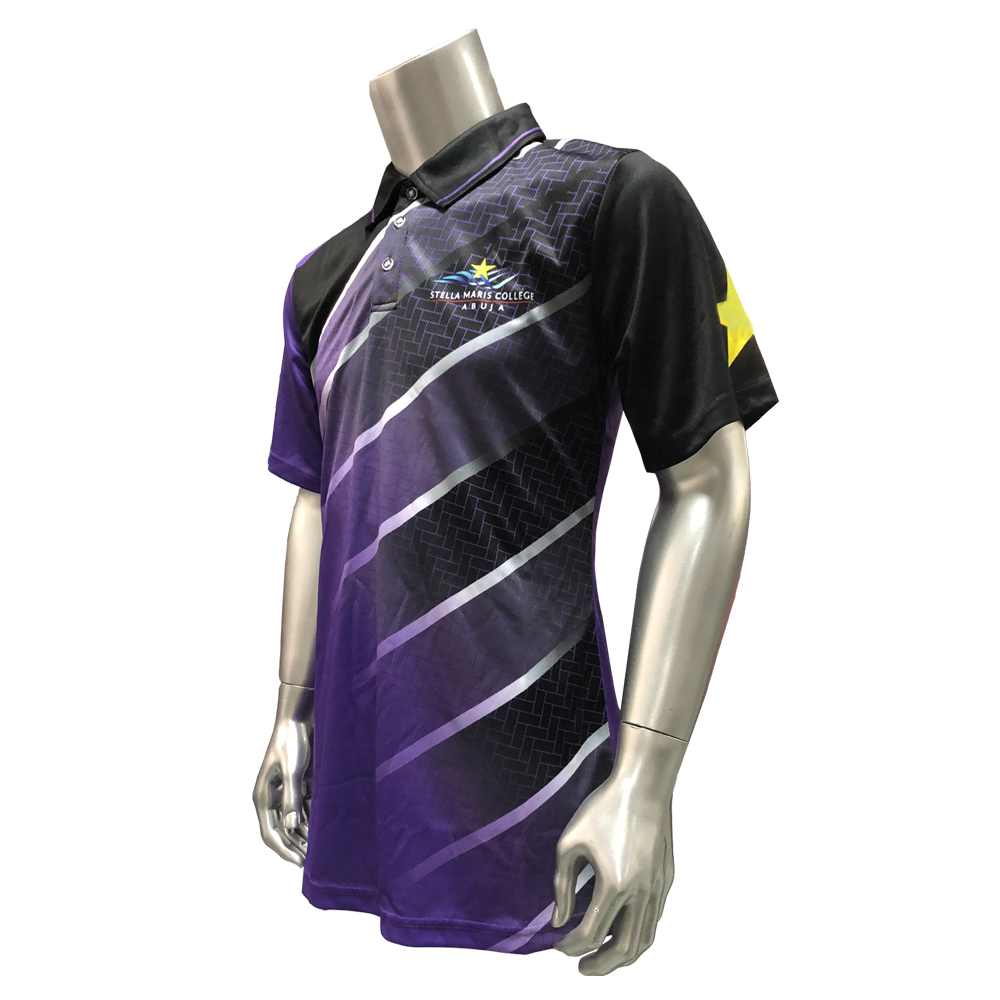 High quality outdoor golf shirt mens quick-drying T-shirt golf short-sleeved shirt customized to your any design