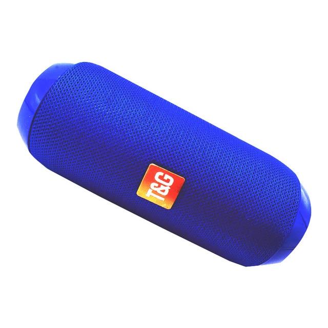 20 W xtreme Bluetooth Динамик колонка fm радио Беспроводной портативный звуковой блок mp3 громкий Динамик usb Сабвуфер AUX Бумбокс PC Саундбар