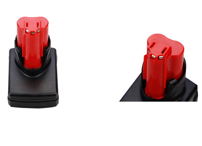 5000mAh 12V Power Tool Rechargeable Lithium Ion Battery Replacement Battery Backup 5.0Ah for Milwaukee M12 C12 B