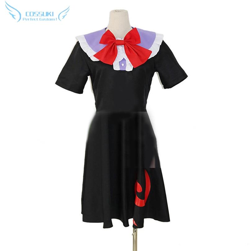 Touhou projet Houjuu robe Nue Cosplay Costume, personnalisé parfait pour vous!