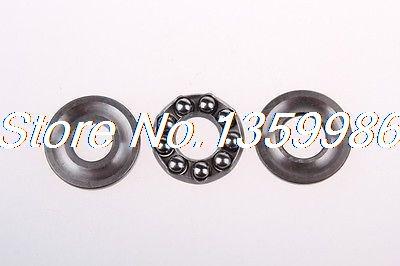 20pcs Axial Ball Thrust Bearing 10mm x 24mm x 9mm 5110020pcs Axial Ball Thrust Bearing 10mm x 24mm x 9mm 51100