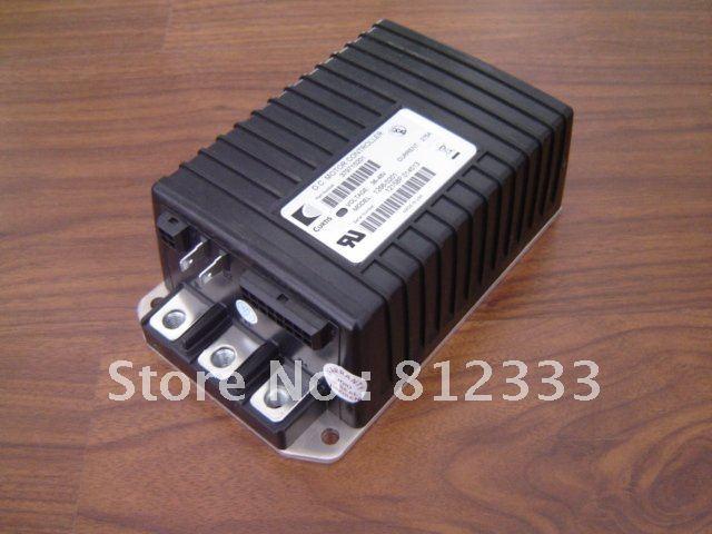 Genuine curtis pmc 1266 5201 36v 48v 275a dc sepex motor for Dc motor controller for electric car