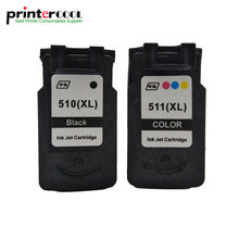 PG510 CL511 Ink Cartridge Replacement for Canon PG 510 pg-510 CL 511 cl-511 iP2700 MX320 330 340 350 Pixma MP250 270 printer