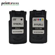 PG510 CL511 Ink Cartridge Replacement for Canon PG 510 pg-510 CL 511 cl-511 iP2700 MX320 330 340 350 Pixma MP250 270 printer canon pg 510 cl 511 multipack pg 510 и cl 511 в одной упаковке