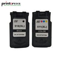 PG510 CL511 Ink Cartridge Replacement for Canon PG 510 pg 510 CL 511 cl 511 iP2700 MX320 330 340 350 Pixma MP250 270 printer