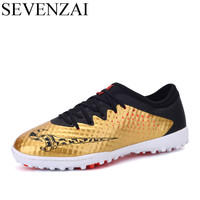 Men Soccer Cleats Shoes Luxury Brand Sports Boys Football Shoes Futsal 2017 Male Moccasins Outdoor Cool