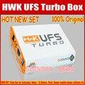 100% original caja de hwk ufs turbo por sarassoft para samsung/nokia/lg unlock, Flash, reparación de software para teléfonos móviles ect