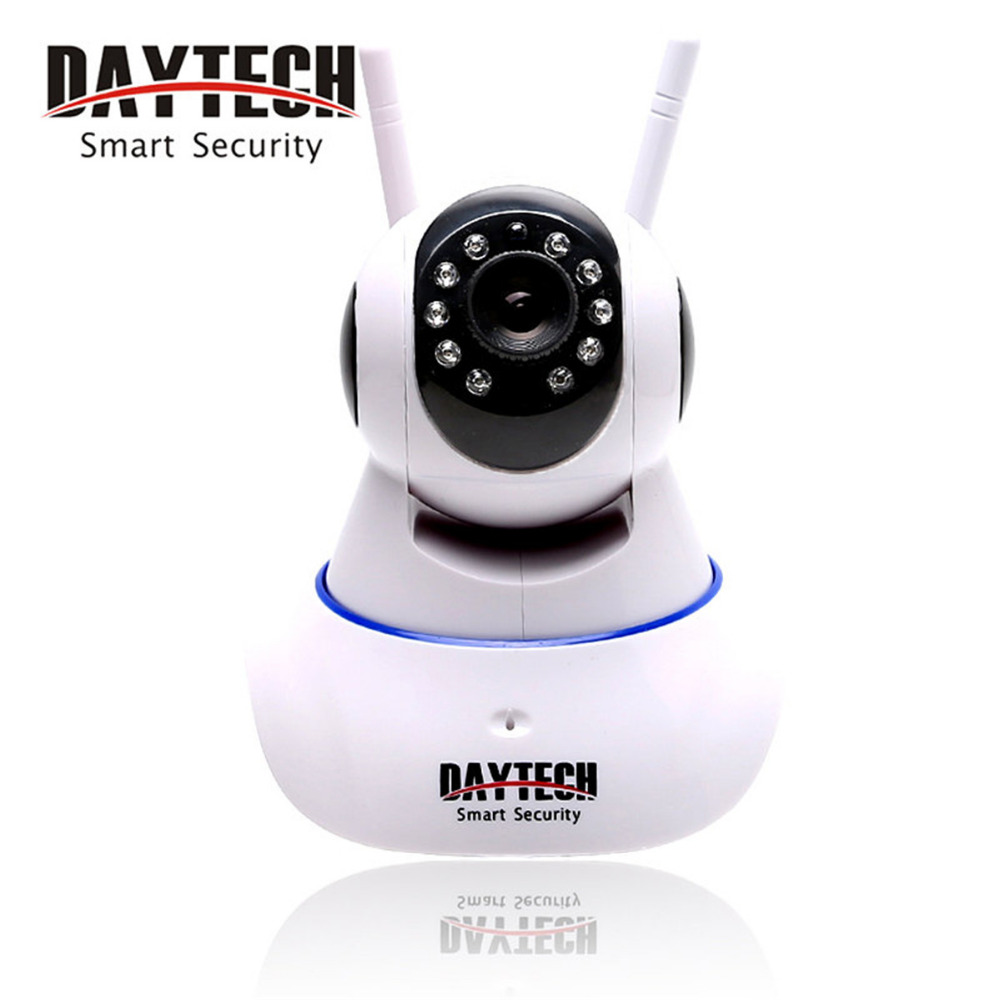 где купить DAYTECH Home Security 960P Wifi IP Camera Two Way Audio P2P HD IR Night Vision CCTV Surveillance Wireless Camera Baby Monitor по лучшей цене