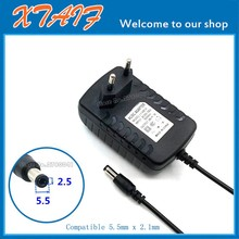 EU/US Plug Generic 24V 1A AC Adapter for Logitech GT Driving Force Pro Steering Wheel Mains