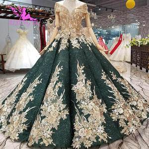Image 5 - AIJINGYU Spanish Wedding Dress Gowns engagement Turkish Sexy Plus Size 26 Short Bridal Gown Design Dresses To Wear To A Wedding