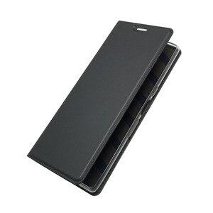 Image 4 - جرابات جلدية لهواتف Fundas Sony Xperia 10/Xperia 10 Plus حافظة لهاتف Sony Xperia XA3 محفظة قلابة مغناطيسية فائقة للهواتف المحمولة
