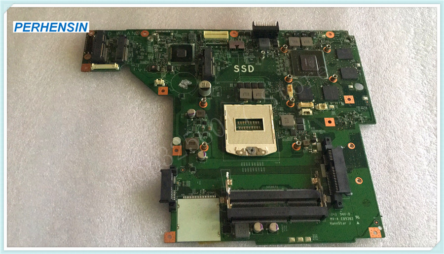 For <font><b>MSI</b></font> GE70 MS-17571 17571 MOTHERBOARD N14P-GE-A1 VER 1.1 image