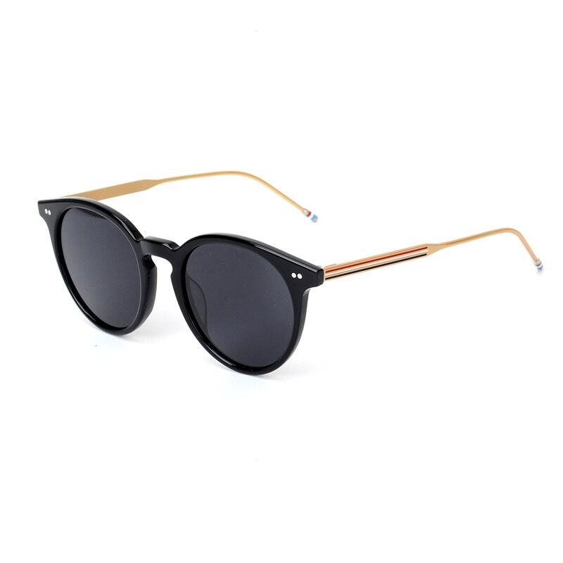 편광 선글라스 여성 tb805 브랜드 디자이너 선글라스 남성 빈티지 유리 feminin new shades oculos de sol