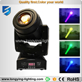 DMX 512  60w led spot moving head light for disco dj