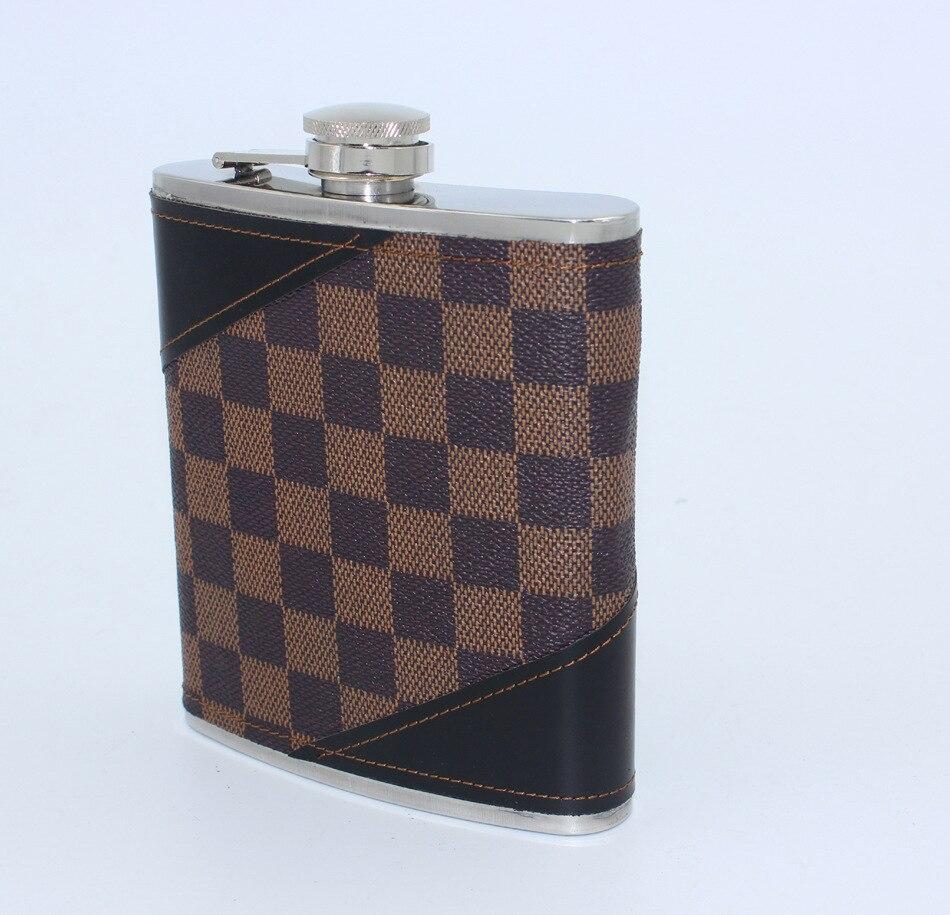 Frasco de cadera cccp whisky 18 OZ alcohol cadera-frascos de acero inoxidable grueso de alta calidad jarra rusa flasque alcool regalo de dama de honor