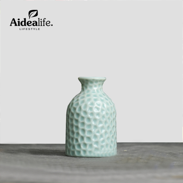Mini blue and white vase for wedding decoration chinese ceramic vase mini blue and white vase for wedding decoration chinese ceramic vase promotion home decoration accessories plant junglespirit Image collections