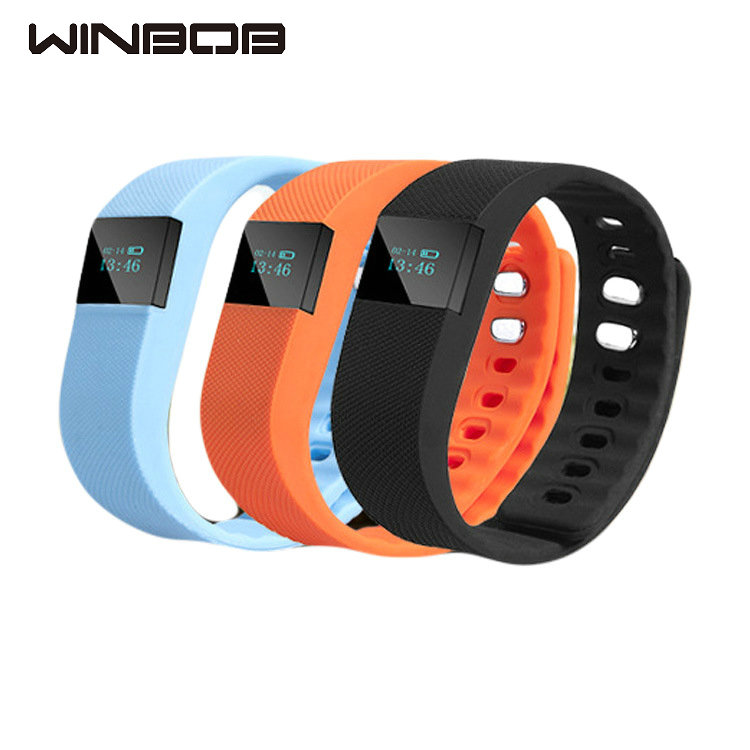 Bluetooth Smartband TW64 Pedometer Fitness Tracker Smart Wristband Sport Bracelet For IOS Android TW64 Smart Band