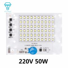 SMD2835 3528 LED Chip Lamp Beads 10W 20W 30W 50W 100W High Power Smart IC Cree LED 220V-240V For Indoor Outdoor DIY Kit(China)