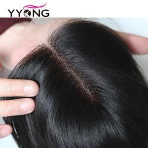 Image 5 - Yyong 3/4 Body Wave Bundles With Closure Brazilian Hair Weave Bundles With Lace Closure 4x4 Remy Human Hair Bundles With Closure