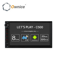 Ownice C500 Android 6.0 Octa-core 2 din Universal Für Nissan GPS Navi BT Radio Stereo Audio Player (Keine DVD-) Build-in 4G Moudule