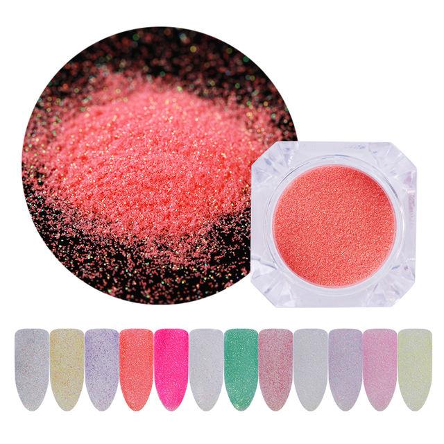 Holographic Sugar Nail Glitter