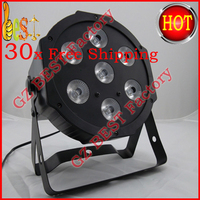 30pcs Lot Fast Shipping American DJ Mega Tri Par Profile Bright Stage LED Wash Light RGB