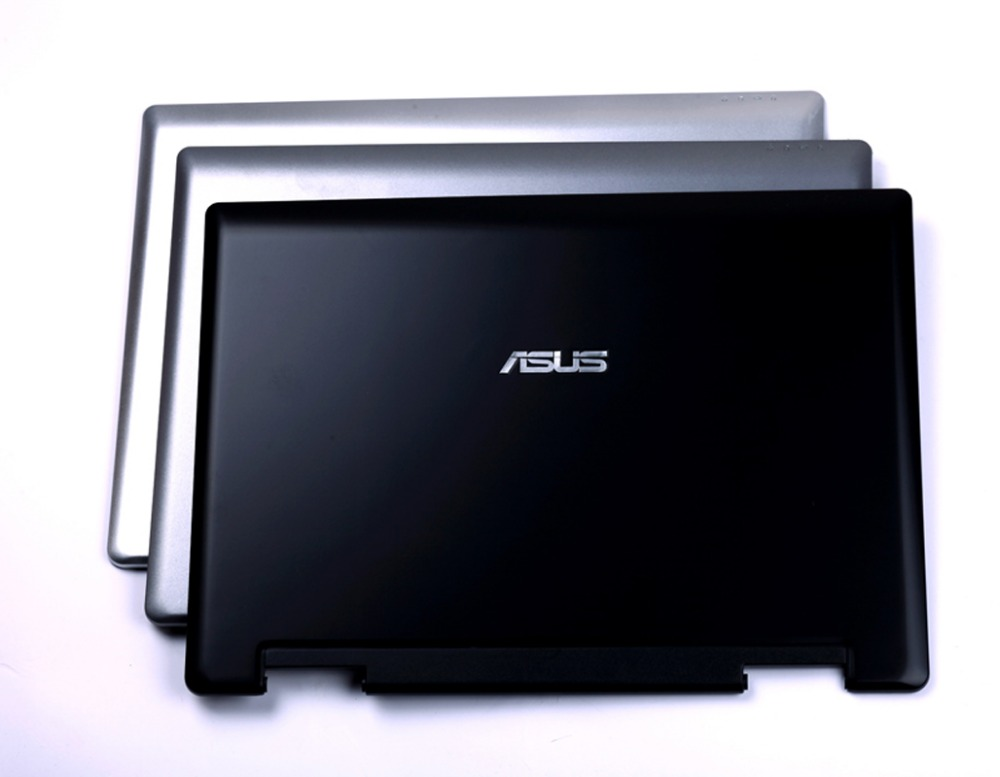 new For ASUS A8 A8J A8H A8F A8S Laptop LCD Rear Lid Top Case Back A Cover Shell Silver new origl lcd back cover bezel hinge for asus a8 a8j a8h a8f a8s z99 z99f z99s