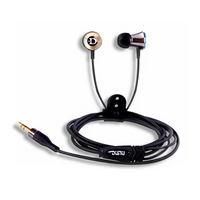 DUNU DN 12 T*rident Metal Full Range Hifi Noise Isolation In Ear Earphone DN12 DN 12
