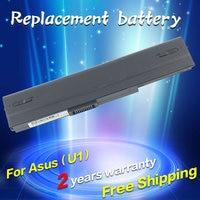 JIGU 5200mah Laptop Battery For ASUS N10E N10Jb U3 U1 U3Sg Series A32 U1 70 NLV1B2000M