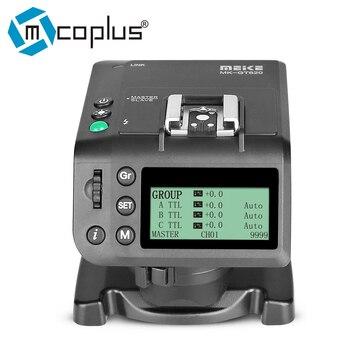 Meike MK-GT620 2.4GHz Wireless Hot Shoe Flash Trigger Kit Transmitter Receiver for Nikon Digital SLR Cameras